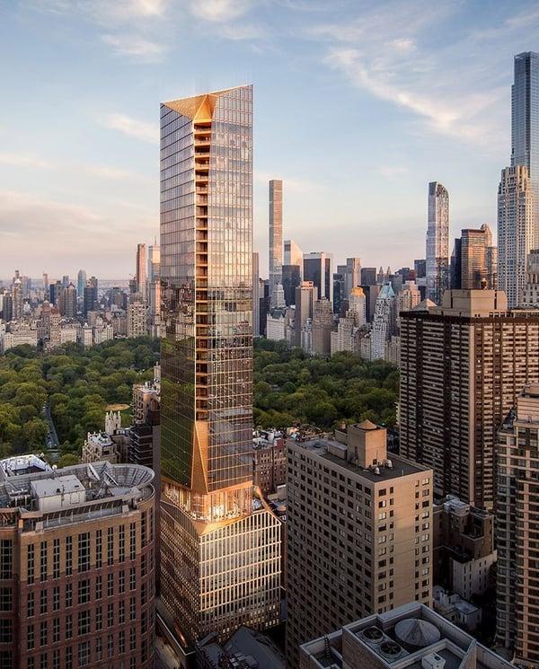 Upper West Side 高級分譲マンション - ストリート