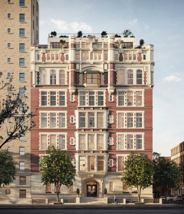 Upper West Side 分譲マンション - 555 WEA