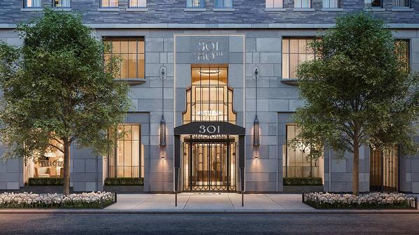 Upper East Side 分譲住宅 - ベックフォードハウス&タワー