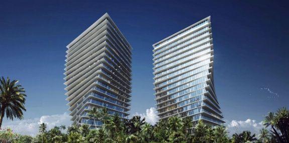 マイアミの高級ビル