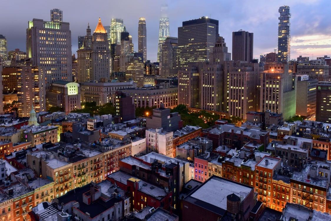 Tribeca ニューヨーク