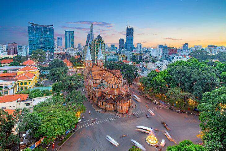 サイゴン ホーチミン市