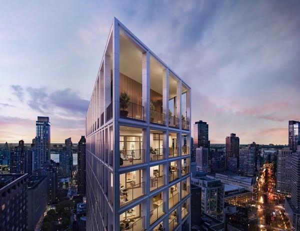 マンハッタンの分譲マンション - ストリート