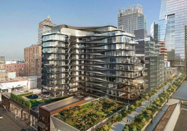 Zaha Hadid 520 West 28 通り - 販売のための住宅